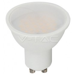 Spot LED GU10 5W 400 lumen Blanc Chaud